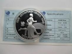 Zuid-Korea 10000  Won 1986 - Corée Du Sud