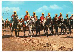 NIGERIA - BORNU HORSEMEN/CAVALIERS - Nigeria