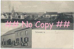 Schandel (Useldeng) - Handlung Gödert-Schaul (Rix & Frank) - Cartes Postales
