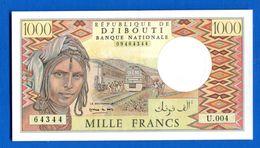 Djibouti  1000 Fr  Neuf - Djibouti