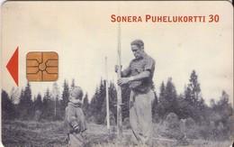 TARJETA TELEFONICA DE FINLANDIA (475). - Finlandia