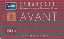 TARJETA TELEFONICA DE FINLANDIA (484). - Finlandia