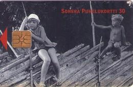TARJETA TELEFONICA DE FINLANDIA (497). - Finlandia