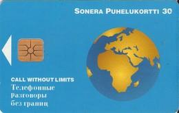 TARJETA TELEFONICA DE FINLANDIA (498). - Finlandia