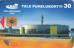 TARJETA TELEFONICA DE FINLANDIA (499). - Finlandia