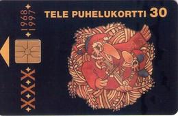 TARJETA TELEFONICA DE FINLANDIA (505). - Finlandia