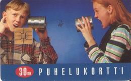 TARJETA TELEFONICA DE FINLANDIA (508). - Finlandia