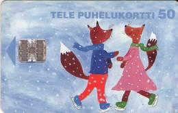 TARJETA TELEFONICA DE FINLANDIA (509). - Finlandia