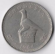 Rhodesia 1964 2/-/20c [C713/2D] - Rhodesia