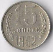 USSR 1962 15 Kopeks [C719/2D] - Russia
