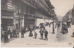 2977 - Paris - L'Avenue De L'Opera - ND.Phot - Arrondissement: 01