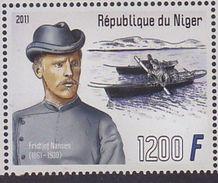 Niger 2011 Explorer Nansen MNH 1V - Niger (1960-...)