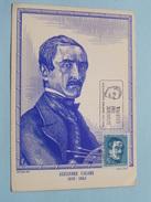 ALEXANDRE CALAME 1810 - 1864 / Pro Juventute 1960 ( Zie Foto ) ! - Cartoline Maximum