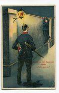 Cpa  Militaria : Soldat Allemand    Humour   VOIR  DESCRIPTIF  §§§ - Humour