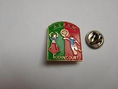 Beau Pin's , Football , ASPRM Audincourt , Folklore , Doubs - Football
