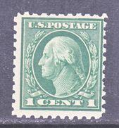 U.S. 424  **    Perf.  10  Flat  Press  1914 Issue  Single Line  Wmk.  190 - Vereinigte Staaten