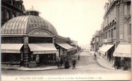 14 VILLERS SUR MER - Le Grand Bazar Et Rue Tarbouriech Nadal - Villers Sur Mer