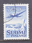 FINLAND  C 4  (o) - Airmail