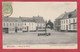 Ellezelles - Bas De La Place - 1908 ( Voir Verso ) - Ellezelles