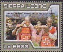 Sierra Leone 2017 Red Cross Assistance MNH 1V - Sierra Leone (1961-...)