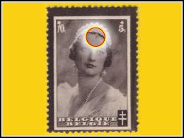 Belgium 0415-V1** Astrid - ( Br_vr ) - Variétés Et Curiosités