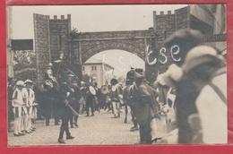 Beaumont - Fête De Charles-Quint  ... Juillet 1930 ... Carte Photo - 2  ( Voir Verso ) - Beaumont