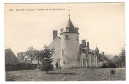 45 LOIRET - GEMIGNY Château De La Petite Malmus(se) - France