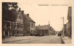 BELGIQUE - FLANDRE ORIENTALE - OOSTERZELE - SCHELDEWINDEKE -  Gemeentehuis (Omgeving) - (maison Communale). - Oosterzele
