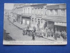 LES GREVES DU NORD : Occupation Du Bar Du Travail - Denain