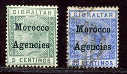 MOROCCO AGENCIES QV VARIETIES - Unclassified