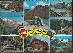 Austria - 5710 Kaprun - Größte Kraftwerksanlage Europa's - Kaprun