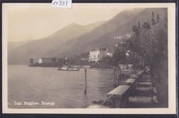 Brissago : Lago Maggiore E Vaporetto (14'893) - TI Tessin