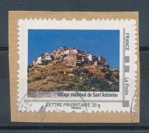 Corse - Village De Sant'Antonino (o) Sur Fragment - France