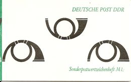 DDR - Sonder-Markenheftchen (SMHD), 1980, Mi 10 II Ca - [6] République Démocratique