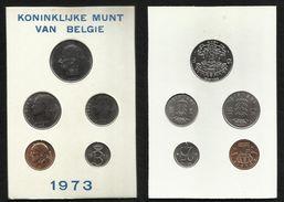 SERIE FDC . 1973 . LEGENDE FLAMANDE . - 1951-1993: Baudouin I