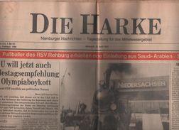Die Harke 1980 Locomotive Sport... - Revues & Journaux