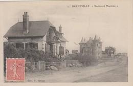 """Barneville - """" Boulevard Maritime """" -  1928 - Barneville"""