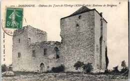 24 - Château Des TOURS De L'ENVEGE -- Environs De Bergerac - Autres Communes