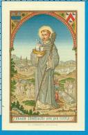 Holycard    Lombaerts    St. Idesbald - Images Religieuses