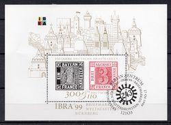 BLOC Deutschland Oblitéré 1999 Michel 46 Y&T : 45 - [7] République Fédérale