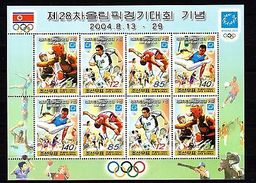 Korea 2004 Olympics MNH - Jeux Olympiques