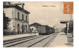 72 SARTHE - VIBRAYE La Gare (voir Descriptif) - Vibraye