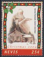 "Nevis 2004 Mi 2008 ** ""Santa's Good Boys"" By Norman Rockwell (1894-1978) Painter + Illustrator / Maler - Kunst"