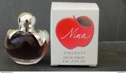 NINA RICCI - NINA - Eau De Toilette Pour Femme - Miniatures Modernes (à Partir De 1961)