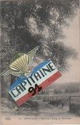 CPA CHAVILLE HAUTS DE SEINE BORD DE L ETANG DE L ECREVISSE - Chaville
