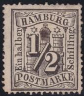 Hamburg       .   Michel   .    10      .            O       .               Gebraucht - Hamburg