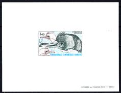 T.A.A.F. - N° 78 - CORMORAN DE KERGUELEN - EPREUVE - LUXE. - Terres Australes Et Antarctiques Françaises (TAAF)