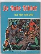 De Rode Ridder :  Nr 25 Het Rijk Van Enid ( 1967 ) - De Rode Ridder