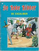 De Rode Ridder :  Nr 51 Excalibur ( 1980 ) - De Rode Ridder
