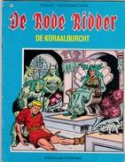 De Rode Ridder :  Nr 55 De Koraalburcht ( 1986 ) - De Rode Ridder